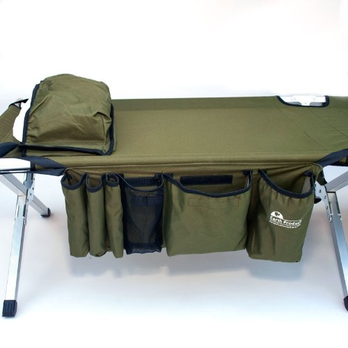 Earth Products Jamboree Military Folding Cot Competitive