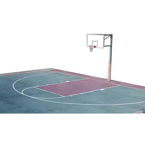 how to make basketball court lines